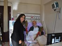 STK'lardan Kulu Devlet Hastanesi'ni ziyaret