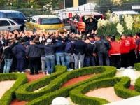 İtalya Üçüncü Ligi'nde taraftar istedi, takımları henüz 20'nci dakikada derbi maçını tatil ettirdi