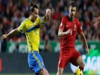 Portekiz İsveçi salladı.
