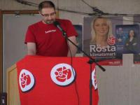 İsveç'te Sosyal Demokrat Partide Yeniceoba'li Milletvekili Adayı