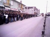 Yeniceoba Kasabası'nda Demokratik Eylem