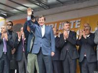 Dışişleri Bakanı Ahmet Davutoğlu Kulu'da