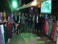 Düğünde Kürtçe şarkı söyleyip halay çekenler davalık oldu.
