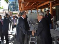 Konya Valisi Muammer Erol, Cihanbeyli ilçesini ziyaret etti.