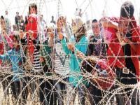 100 bini aşkın mülteci geldi