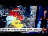 CNN Yayınladığı Harita İçin 'Hata Yok' Dedi