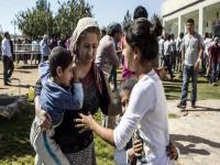 Yeniceoba'dan Kobane'ye 2. Yardım Tırı