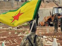 ABD'den Kobani'deki YPG güçlerine silah yardımı