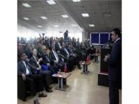 Konya SMMMO'dan E-Defter, E-Fatura ve E-Arşiv  Semineri
