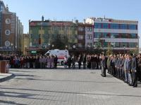 Cihanbeyli'de 10 Kasım Atatürk'ü Anma Etkinlikleri