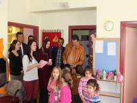 Başkan Kale'den Anaokulu'na Ziyaret