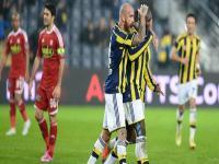 Fenerbahçe - Sivasspor: 4-1