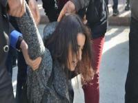 Davutoğlu'nu protesto eden 20 kişi gözaltına alındı