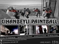 Cihanbeyli'nin Yeni Eğlencesi Paintball