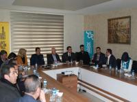 Cihanbeyli'de Organize Hayvancılık Bölgesi Toplantısı Yapıldı
