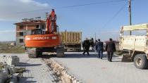Cihanbeyli'nin Bir Mahallesinin Daha İçme Suyu Sorunu Çözülüyor
