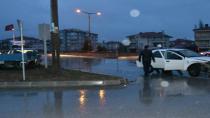 Kulu'da İki Otomobil Çarpıştı: 3 Yaralı
