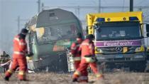 İsviçre'de Tren Kazası Açıklaması