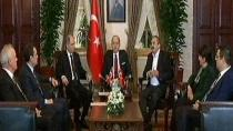 HDP Heyeti ile Akdoğan'dan ortak açıklama