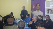 Hdp Cihanbeyli'de Seçim Startını Verdi