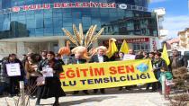 İç Anadolulu kadınlardan Rojava'ya destek selamı