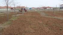 Cihanbeyli'de Bahar Hazırlıkları