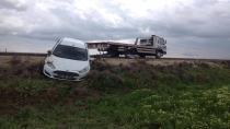 Cihanbeyli'de Kaza 2 Yaralı