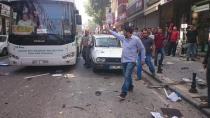 Adana HDP İl Binası Önünde Patlama; Yaralılar Var