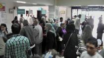 Kulu'da Doktorlardan İş Bırakma Eylemi
