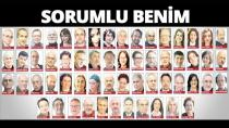 """Cumhuriyet: """"Sorumlu benim"""" diyoruz"""