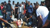 Muhammet Ömer Kaya (18) toprağa verildi.