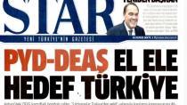 AKP'nin paçavraları rezillikte sınır tanımıyor: PYD ile IŞİD el eleymiş!