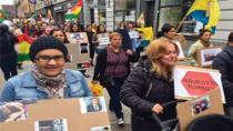 İsveç'te DAIŞ protesto edildi