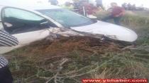 Cihanbeyli'de Trafik Kazası (Foto Galeri)