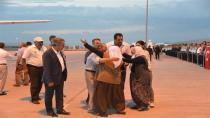 Şehit Polis'in Naaşı Böyle Getirildi