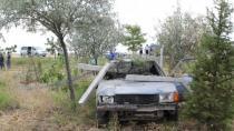 Cihanbeyli'de Trafik Kazası 1 Yaralı