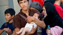 Sığınmacılara Almanya'nın kapıları açıldı