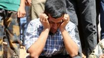 Aylan, Galip ve Reyhan Kurdi Kobani'de toprağa verildi