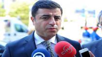 Selahattin Demirtaş'tan Dağlıca açıklaması