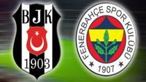 İşte Beşiktaş-Fenerbahçe maçının ilk 11'i