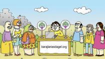 HDP'den karikatürlü 'sandık' eğitimi