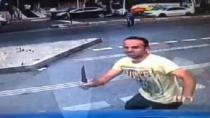 İstanbul trafiğinde dehşet anları!