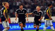 Beşiktaş: 3 - Fenerbahçe: 2  Geniş Özeti