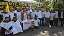 Strasbourg'da açlık grevi başladı