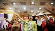 Kadınlar öz yönetimle iktidara