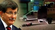 Davutoğlu'ndan fotoğraf açıklaması