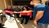 Hdp Yeniceoba'da Esnaf Ziyareti Gerçekleştirdi