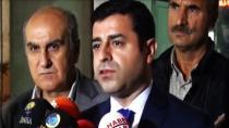 Demirtaş'tan Davutoğlu'na yanıt: Her gün ölüyoruz, ölen biziz siz değil