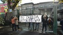 Türkiye ayakta: İşçiler grevde, öğrenci ve öğretmenler boykotta