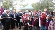 Yeniceoba Fatih Cami'nde Aşure Programı